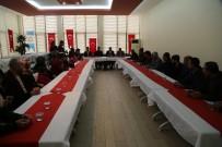 KADAYıF - Haliliye'de Çölyak Hastalarına Gıda Yardımı Devam Ediyor