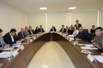 PARK YASAĞI - Hatay'da UKOME Komisyonu 21 Maddeyi Görüştü