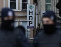 ABDULLAH ÖCALAN - HDP Kadıköy İlçe Eş Başkanı tutuklandı