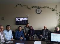 SINAV SİSTEMİ - İdareci Ve Öğretmenlerden Gediz Anadolu İmam Hatip Lisesi'ne Ziyaret