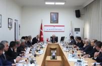 ÖRGÜN EĞİTİM - 'İl Ekonomi Toplantısı' TÜLOMSAŞ'ta Gerçekleştirildi