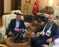 KUTSAL EMANETLER - İsrail Askerleri Tarafından Gözaltına Alınan Muhammed Et-Tavil Açıklaması 'Türk Vatandaşı Olmak İstiyorum'