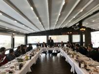 İZMIR TICARET BORSASı - İTB'den Yeni Yıl Öncesi Geleneksel Sohbet Toplantısı