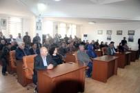 HIZMET İŞ SENDIKASı - Kilis'te Belediye İşçilerine Yüzde 12 Zam