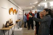 SELAHATTIN AKÇIÇEK - Konak'ın Salonları Sanatla Doluyor