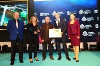 MANAVGAT IRMAĞI - Manavgat Belediyesi'nin Yaya Köprüsü Projesine Ödül