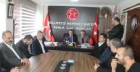 DANıŞTAY - MHP'den Gemlik Belediyesi'ne Tepki Açıklaması