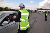 TRAFİK TESCİL - Muş'ta Trafik Denetimi