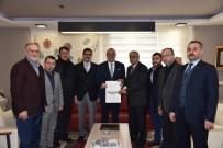 CENGIZ ERGÜN - MÜSİAD'dan Başkan Ergün'e İmar Planı Çağrısı
