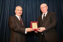 TURGUT ÖZAKMAN - Odunpazarı Belediyesi'ne 5 Dalda Sanat Ödülü