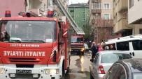 GAZ SIKIŞMASI - Pendik'te Evde Tüp Patladı Açıklaması 2 Yaralı