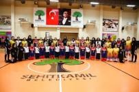 TÜRKIYE BASKETBOL FEDERASYONU - Potada 21 Okul Takımı Kurtuluş Coşkusuyla Buluştu