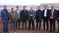 SU ARITMA TESİSİ - Şanlıurfa'da Enerjinin Maliyetini GES'ler Düşürüyor