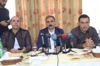ŞANLıURFASPOR - Şanlıurfaspor'dan Transfer Yasağı Açıklaması