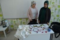 İŞKUR - Sason'da Kadınlar Hem Meslek Öğreniyor, Hem De Para Kazanıyorlar