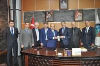 SERDİVAN BELEDİYESİ - Serdivan Belediyesi Başkanı SDS İçin İmza Attı
