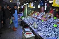 BALIKÇI ESNAFI - Simav Balık Pazarı Canlandı