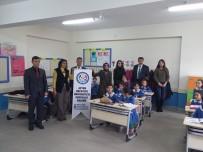 SOSYOLOJI - Üniversite Öğrencilerinden Köy Okuluna Gönül Köprüsü
