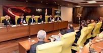 SALIM DEMIR - Uşak-İstanbul Uçak Seferleri Başlıyor