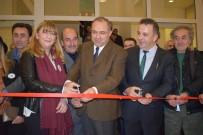 ERCAN TURAN - Vali Kaban Sergi Açılışına Katıldı