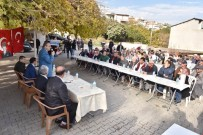 MUSTAFA KıLıÇ - Vali Su, Yenişehir İlçesinde Vatandaşlarla Buluştu