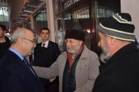 PAMUKÖREN - Vali Yavuz Selim Köşger, Kuyucak'ı Ziyaret Etti