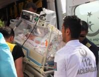 MEHMET YıLDıRıM - 14 Günlük Yiğit Bebek Ameliyat İçin İstanbul'a Uçtu