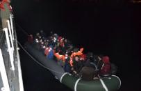 POLONYA - 51 Kaçak Göçmen Yakalandı