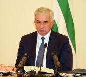 ABHAZYA - Abhazya Cumhurbaşkanı Hacımba Açıklaması 'Gürcistan Sınırında Kontrolü Sağlamamız Gerekiyor'