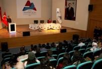 AHMED-I HANI - AİÇÜ'de Konferanslar Devam Ediyor