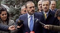 İL BAŞKANLARI TOPLANTISI - AK Parti Genel Başkan Yardımcısı Ve Parti Sözcüsü Ünal Açıklaması
