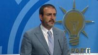 MAHİR ÜNAL - AK Partili Ünal'dan BM'nin Kudüs Kararına İlişkin Açıklama