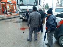 BETON MİKSERİ - Ankara'da Trafik Kazası Açıklaması 1 Ölü