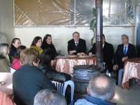 TARKAN KESKIN - Babaeski'de Güvenlik Ve Halk Toplantısı