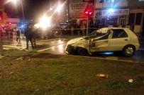 TOFAŞ - Bafra'da Kaza Açıklaması 1 Ölü, 2 Yaralı
