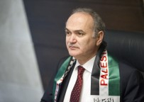 YASER ARAFAT - Bakan Özlü, Down Sendromlu Filistinli Muhammed'i Kabul Etti
