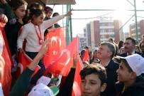 Başkan Akyürek, Cihanbeyli'de Yatırımları İnceledi