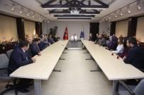 MEHMET DURUKAN - Başkan Çelik Açıklaması 'Birlik Ve Beraberlikle İlçelerimize Hizmet Ediyoruz'