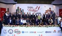 YABANCI ÖĞRENCİ - 'Benim Ülkem Türkiye' Ödül Töreni ATO'nun Ev Sahipliğinde Gerçekleşti