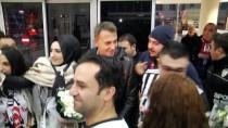 4 EYLÜL STADı - Beşiktaş Kafilesi Sivas'ta