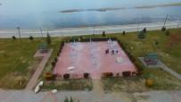 VUSLAT - Beyşehir Gölü Kıyısında Yenilenen Fitness Park Hizmette