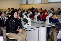 KARATAY ÜNİVERSİTESİ - Bilim Kurdu'nda Ortaokul Öğrencilerine Tıp Dersi