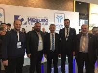 EMRULLAH İŞLER - BMS Belgelendirme Sınav Merkezi, Ankara'ya Çıkarma Yaptı