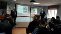 HAYVAN BARINAĞI - Büyükşehir Belediyesi Çiftçilere Hayvan Sağlığını Anlattı