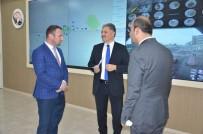 KARAYOLU YOLCU TAŞIMACILIĞI - Büyükşehir Belediyesine 'Akıllı Ulaşım Sistemleri Başarılı Kurum' Ödülü