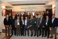 DOĞANKÖY - Çankaya Belediyesi'nden Nilüfer'e 'Mükemmellik' İncelemesi