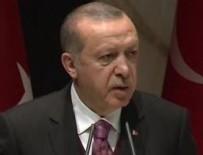 Erdoğan'dan BM'deki Kudüs oylamasıyla ilgili açıklama