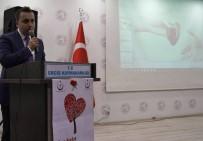 MÜFTÜ VEKİLİ - Erciş'te' Organ Ve Doku Bağışı' Konulu Program