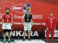 ALI KURT - Erzincanlı Sporculardan Badminton Da 2 Madalya