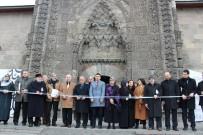 ERZURUM VALISI - Erzurum'da 'Mukaddes Emanetler Işığında Yaşayan Mirasımız' Sergisi